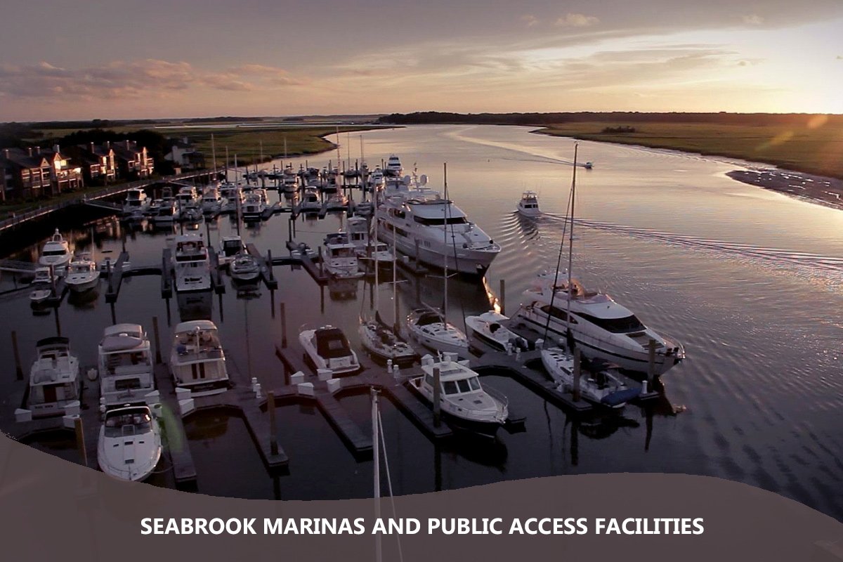 Seabrook Marinas and Public Access Facilities