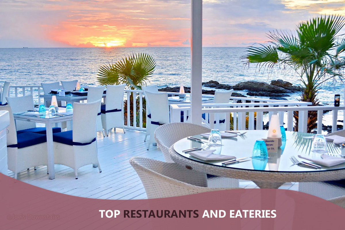 Top Restaurants and Eateries