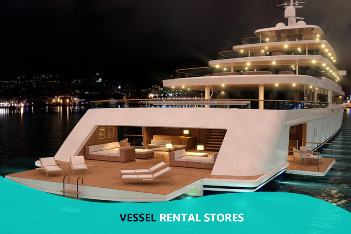 Vessel Rental Stores